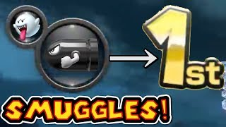 Download Mario Kart 8 Deluxe Item Smuggling 17 Video