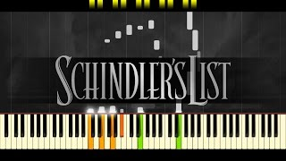 Download Theme from ″Schindler's List″ (Piano) // JOHN WILLIAMS Video