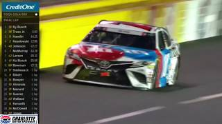 Download Kyle Busch Wins in All 23 NASCAR Cup Tracks Video