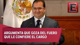 Download Javier Duarte tramita amparo para no ser aprehendido Video