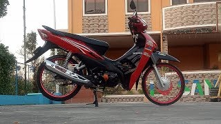 Download Honda Wave 110R Modified Philippines Video