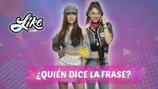 Download ¿Quién dice la frase? Antonia (Tony) VS Emilia - Like la leyenda ¡¡ADELANTE FANS!! Video