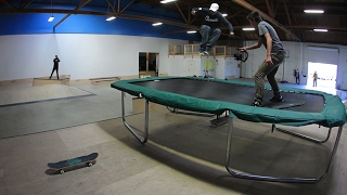 Download MASSIVE TRAMPOLINE HIPPY JUMP Video