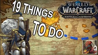 Download 19 Things to do Before BfA/Patch 8.0 Video