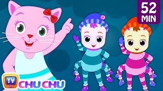 Download Incy Wincy Spider Nursery Rhyme With Lyrics - Cartoon Animation Songs for Kids | Cutians | ChuChu TV Video