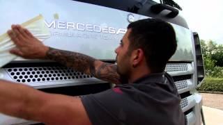 Download Mercedes-Benz TV: Formula 1: a logistical challenge. Video