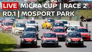 Download 2018 Micra Cup LIVE! Round 2 (Canadian Tire Motorsport Park, ON) Video