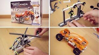Download Laboratorio di meccanica Clementoni: scienza e gioco tecnologica Video