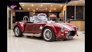 Download 1965 Shelby Cobra Backdraft For Sale Video