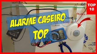 Download Alarme caseiro | com sensor de presença | Jamil Hanjoura Video