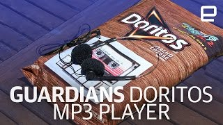 Download We teardown a collectible Doritos bag to get at its hidden MP3 Player | Hands-On Video