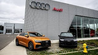 Download Audi Q8 vs Audi Q7 - Which would you pick? Video
