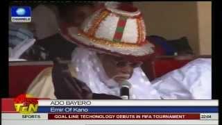 Download Ado Bayero celebrates 50 years on the throne as Emir of Kano Video
