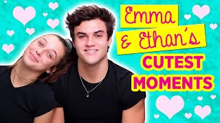 Download Emma Chamberlain and Ethan Dolan's Cutest Moments Video