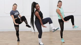 Download 30-Minute Hip-Hop Tabata to Torch Calories Video