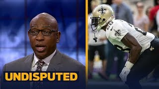 Download Eric Dickerson on Adrian Peterson: 'Shouldn't be surprised' about lack of touches | UNDISPUTED Video