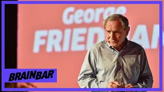 Download IS THERE A GLOBAL WAR COMING? (George Friedman at Brain Bar Budapest) Video