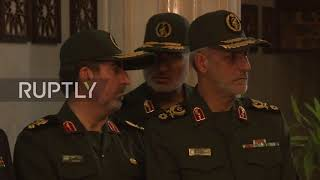 Download Syria: 'Unacceptable for Zionist regime to violate Syria' - Iranian military chief Video