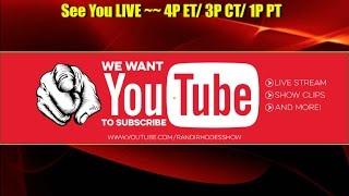 Download 05-26-17 ~ YouTube/RandiRhodesShow/LIVE Video