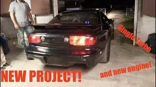 Download Bought another PROJECT CAR and NEW ENGINE!!! Video