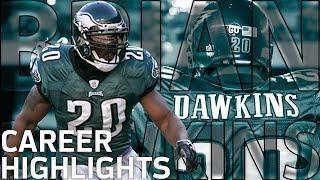 Download Brian Dawkins: A Career full of Big Hits & Great Picks | NFL Legends Highlights Video