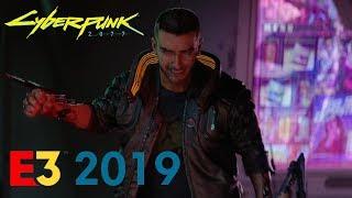 Download Cyberpunk 2077 на E3 2019 | CD Projekt RED снова взорвали интернет Video