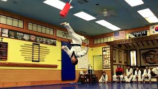 Download Incredible Taekwondo Skills Video