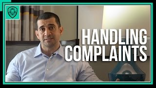 Download How to Handle Customer Complaints Like a Pro Video