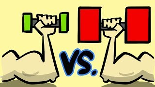 Download Light Weights Vs Heavy Weights Video