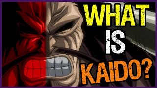 Download What Is Kaido? His Power & Invulnerability - One Piece Theory Video