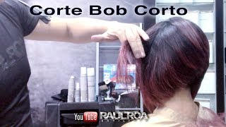 Download Corte Bob Corto RAUL ROA ESTILISTA Video