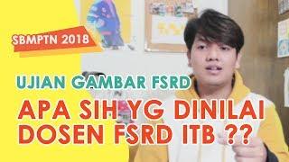 Download BOCORAN PENILAIAN TES GAMBAR FSRD ITB !!! Tips & Trik Ujian Keterampilan Gambar SBMPTN 2018 Video