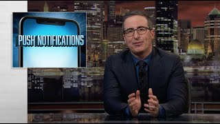 Download Push Notifications: Last Week Tonight with John Oliver (Web Exclusive) Video