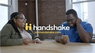 Download From Campus to Career on Handshake Video