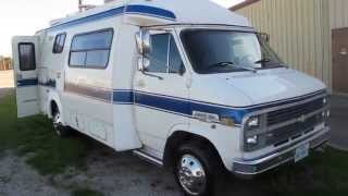 Download 1984 Champion Motorhome, generator, 90k miles, for sale in Texas Video