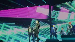 Download Skyway & JB Solo Stage - GOT7 Spinning Top in Newark 6/27/19 Video