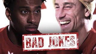 Download FIRST TO LAUGH LOSES! | Bad Jokes Christmas Cracker Special Video