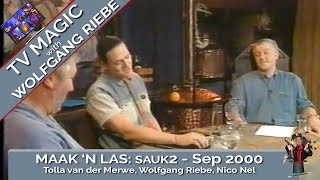 Download Maak 'n Las: September 2000: TV Kulkunstennaar Wolfgang Riebe Video