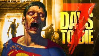 Download SUPER ZOMBIE ★ 7 Days to Die - Alpha 15 (47) Video