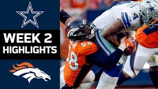 Download Cowboys vs. Broncos | NFL Week 2 Game Highlights Video