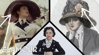 Download Fashion Expert Fact Checks Titanic's Costumes | Glamour Video