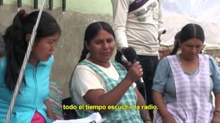 Download VIDEO DOCUMENTAL, FORMACION DE MUJERES CAMPESINAS E INDIGENAS EN EL SUR DE BOLIVIA Video