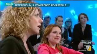 Download Barbara Lezzi a Tagada 10/11/2016 Video