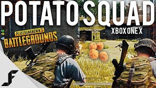 Download POTATO SQUAD - PUBG Xbox One X Video