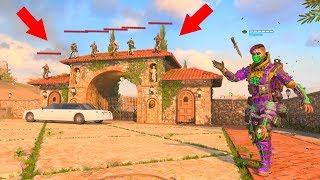 Download THEY HAD THE BEST GLITCH HIDING SPOT EVER!!! HIDE N' SEEK ON *BLACK OPS 4* Video
