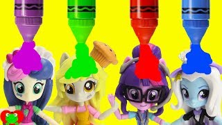 Download My Little Pony Magic Turns Into Equestria Girls Video