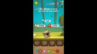 Download Diggy Dog - adventure time (by King Bird Games) - action game for android - gameplay. Video