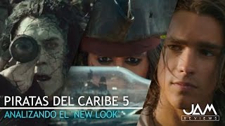Download ANALIZANDO EL ″NEW LOOK″ | PIRATAS DEL CARIBE 5: LA VENGANZA DE SALAZAR | JAM REVIEWS Video