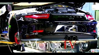 Download CAR FACTORY : 2017 PORSCHE 911 (991 I) PRODUCTION l FULL ASSEMBLY LINE Video