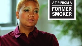 Download CDC: Tips From Former Smokers - Tiffany: You Don't Quit Just for Yourself Video
